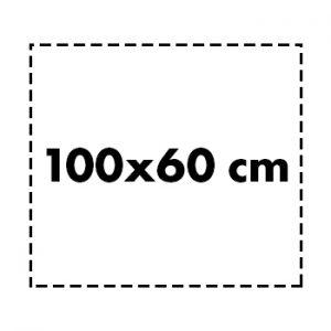 100×60 cm