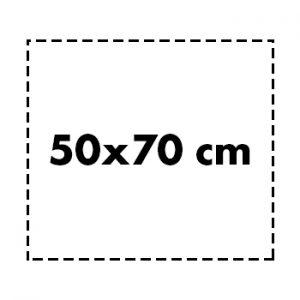 50×70 cm