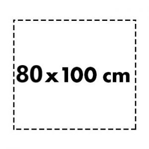 80×100 cm