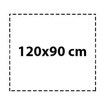120×90 cm