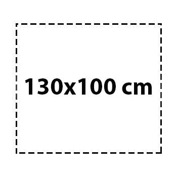 130×100 cm